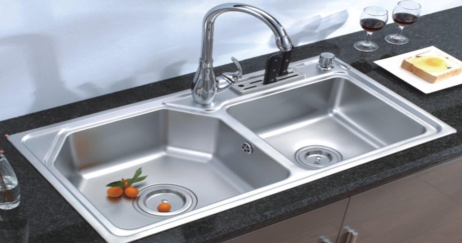 Chia sẻ cách sử dụng chậu rửa bát inox bền đẹp