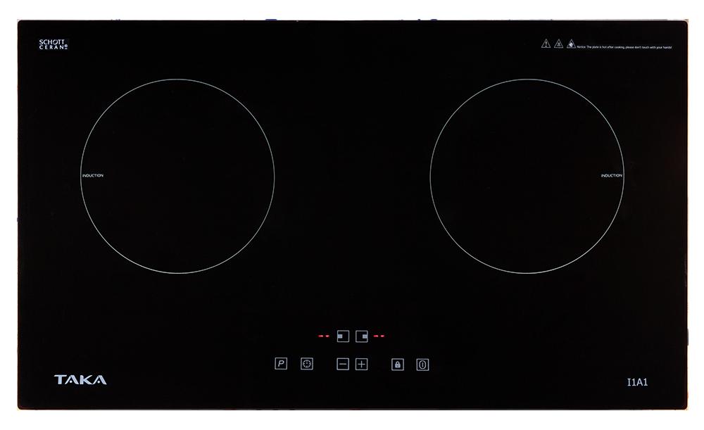 Bếp từ  đôi TAKA I1A1