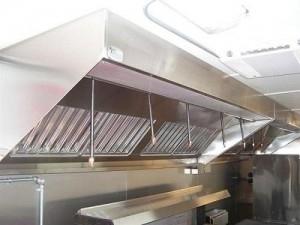 Hút mùi bếp công nghiệp