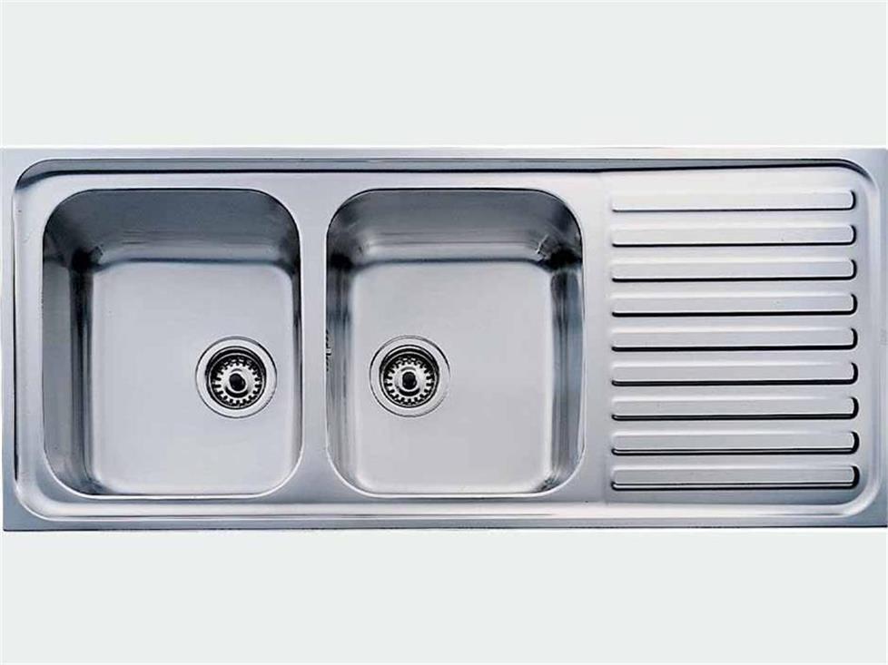 Chậu Rửa Bát Teka CLASSIC 2B 1D