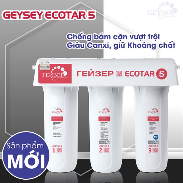 Máy lọc nước Geyser Ecotar5